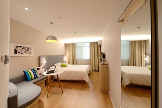 image: designer bedroom